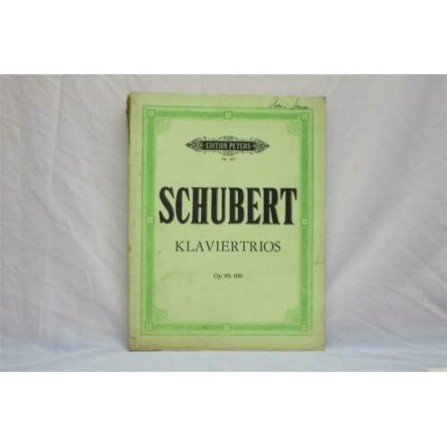 Edition Peters Franz Schubert Nr. 167