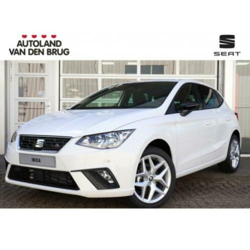 Seat Ibiza 1.0 TSI FR Business Intense | Private Lease Actie
