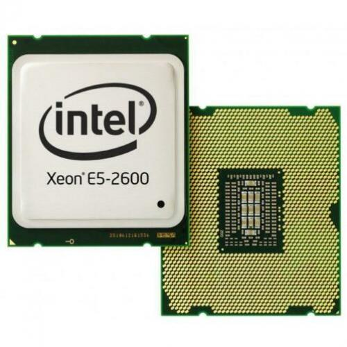 Intel Xeon E5-2430 / 2.20GHz / Six Core / TDP 95W / 64-bit