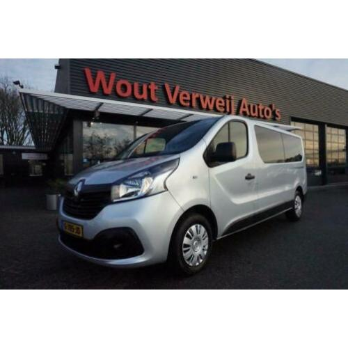 Renault Trafic Passenger 8 persoons 1.6 DCI Grand Expression