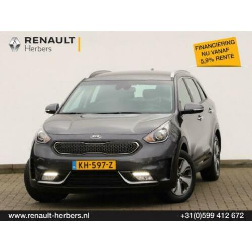 Kia Niro 1.6 GDi Hybrid First Edition / NAVI / CAMERA / TREK