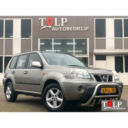 Nissan X-Trail 2.2 Cdi Sport Plus 2003 Leder Airco Top staat