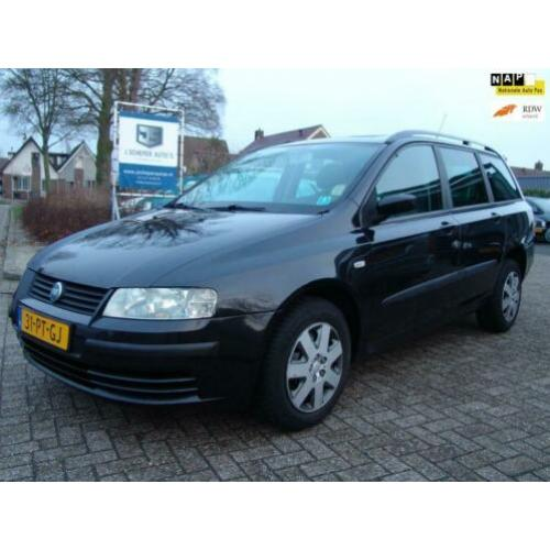 Fiat Stilo Multi Wagon 1.9 JTD Business Connect clima navi 0