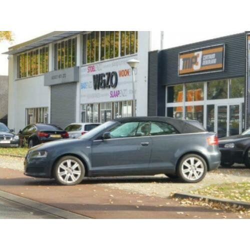 Audi A3 cabriolet 1.9tdi pro line attraction roetf. apk tot