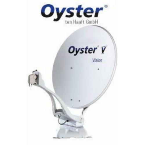 Oyster Vision V 85 twin ,vol automatische satelliet systeem.