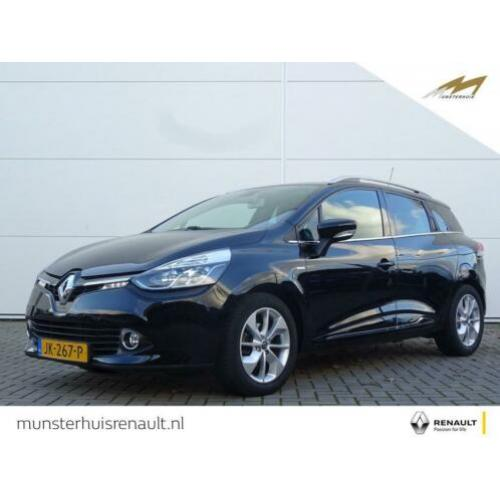 Renault Clio Estate Energy TCe 90 Limited (bj 2016)