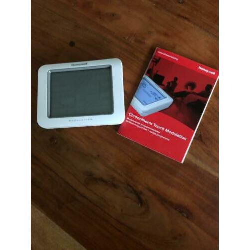 Honeywell Chronotherm Touch Modultion