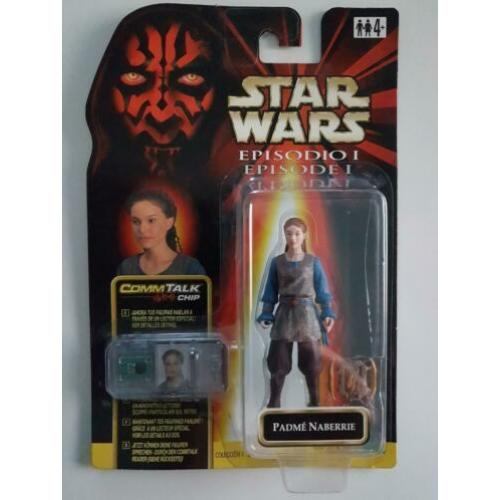-50% Star Wars EP1 Padme Naberrie with Pod Race Screen EU