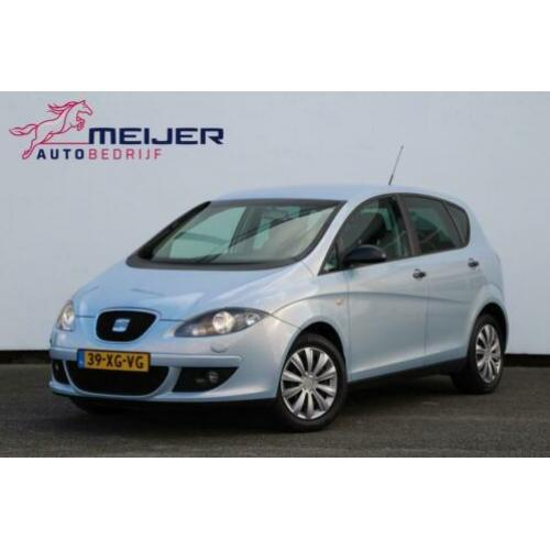 SEAT Altea 1.6 Reference Airco | Stoelverwarming | Hoge zit