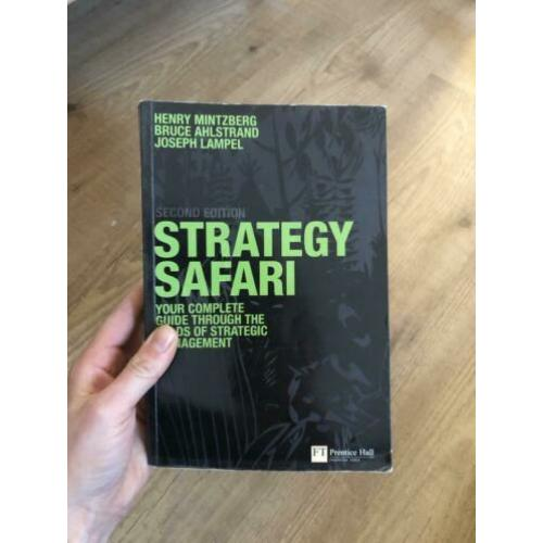 Strategy Safari - Henry Mintzberg - second edition