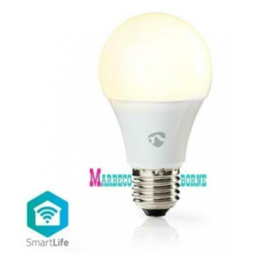 SmartLife Wi-Fi smart LED-lamp, Warm White, E27 wit