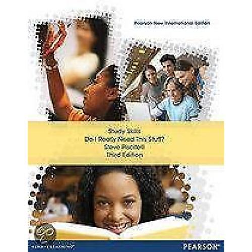 Study Skills Pearson International Edition 9781292040882