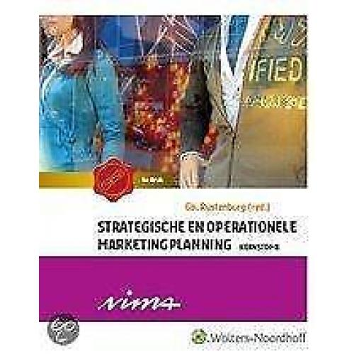 Strategische en operationele marketingplanning 9789001000097