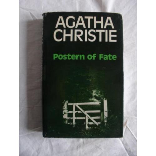 Agatha Christie = Postern of fate (1e druk)